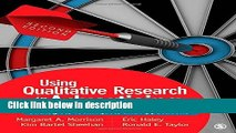 Books Using Qualitative Research in Advertising: Strategies, Techniques, and Applications Free