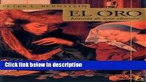 [PDF] El oro: Historia de una obsesion (Biografia E Historia Series) Book Online