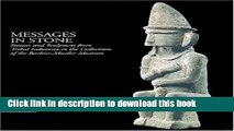 [Download] Messages in Stone: Statues and Sculptures from Tribal Indonesia Paperback Collection