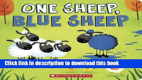 [Download] One Sheep, Blue Sheep Kindle Online