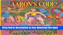 [Download] Aaron s Code: Meta-Art, Artificial Intelligence and the Work of Harold Cohen Paperback