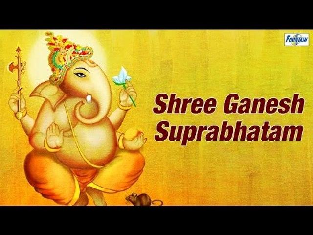 Top Marathi Ganpati Songs मराठी गाणी Non Stop - Shree Ganesh Suprabhatam | Gajanana Gajanana