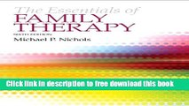 [Popular] Books The Essentials of Family Therapy (6th Edition) Full Online