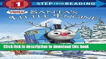 [Download] Santa s Little Engine  (Thomas   Friends) (Step into Reading) Paperback Online