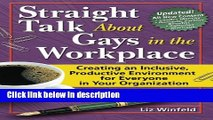 Download Straight Talk About Gays in the Workplace, Third Edition: Creating an Inclusive,