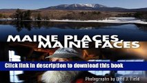 [PDF] Maine Places, Maine Faces (Regional Photos) Full Online