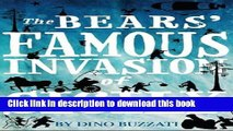 [Download] The Bears  Famous Invasion of Sicily Paperback Free