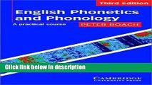 PDF] English Phonetics and Phonology: A Practical Course