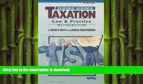 READ PDF Hong Kong Taxation: Law and Practice (Hong Kong University Press Law Series) READ EBOOK