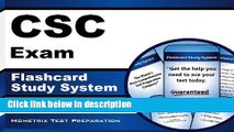 Books CSC Exam Flashcard Study System: CSC Test Practice Questions   Review for the Cardiac