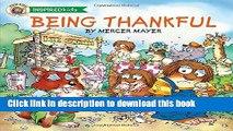 Download Being Thankful (Mercer Mayer s Little Critter) E-Book Online