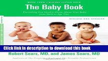 [Popular] Books The Baby Book, Revised Edition: Everything You Need to Know About Your Baby from
