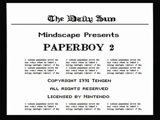 Paperboy 2 Resource | Learn About, Share and Discuss Paperboy 2 At