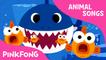 Baby Shark | Animal Songs | PINKFONG Songs for Children