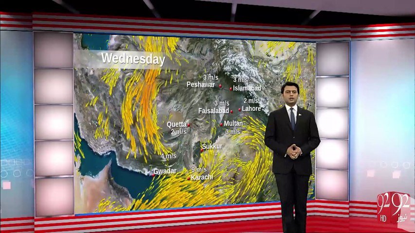 Weather Updates - 10-08-2016 - 92NewsHD