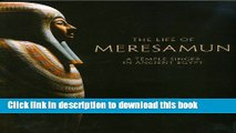 [Popular] Life of Meresamun: A Temple Singer in Ancient Egypt Hardcover OnlineCollection