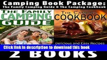 [Popular] The Family Camping Book Package: The Family Camping Guide   The Camping Cookbook Kindle