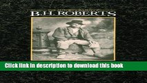 [PDF] The Autobiography of B. H. Roberts Book Free