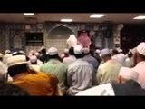 Al-Masjid an-Nabawi muazzin from saudi arabia at my mosque made athan and naat tala al badru alayna
