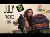 July Favorites 2015!