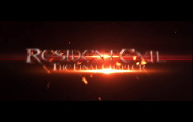 RESIDENT EVIL  THE FINAL CHAPTER - Official Teaser Trailer de