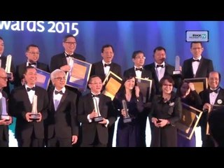 The Edge Property Excellence Award 2015 - Event overview