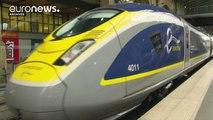 Los trabajadores de Eurostar harán una huelga de siete días para pedir mejoras laborales