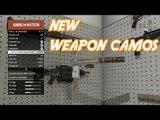 GTA 5 Ill Gotten Gains New Weapon Camos - Yusuf Amir Luxury, Gilded Gun Metal, Platinum Pearl Deluxe