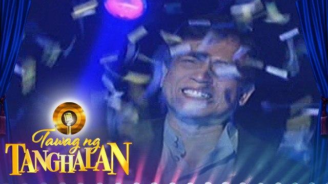 Tawag Ng Tanghalan: Antonio Sabalza defended the golden microphone
