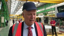 Chris Grayling: RMT are being utterly thoughtless