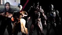A WISH COME TRUE! - REACTION TO Mortal Kombat X NEW Kombat Pack 2 Characters - (Alien, Sektor_Cyrax)