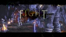 {Mortal Kombat X} Fighting Against Ten Opponents!