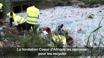 Roger Milla se lance dans le recyclage des déchets plastiques