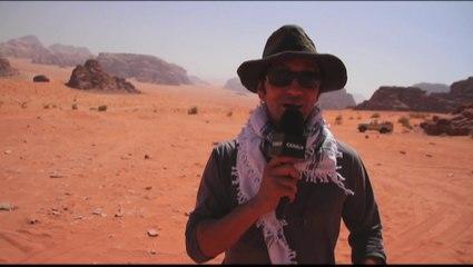 Rétro JDJV #14 : Fred Moulin en Jordanie pour Uncharted 3 - CANAL+