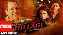 Tumhe Dillagi Full Song with Lyrics - Rahat Fateh Ali Khan - Huma Qureshi, Vidyut Jammwal