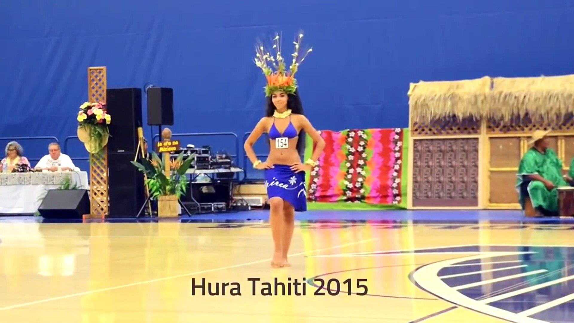 Виртуозное исполнение таитянского танца )) Такого я еще не видела, офигеть не встать!