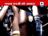 Mamata Banerjee faces protest in Delhi