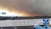 Marseille : Plusieurs départs d'incendies