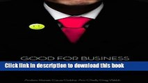 [Popular] Good for Business: The Rise of the Conscious Corporation Kindle Online