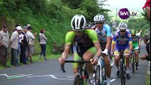 Courses Cyclistes Espoirs et Elite Montpinchon [TéVi] 16_08_10