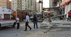 Kızıltepe'de Devlet Hastanesi Önünde Patlama Yaşandı: 50 Yaralı, 2 Ölü