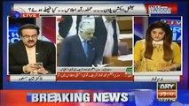 Breaking News-- Pemra Bans Dr Shahid Masood For 45 Days