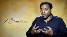 12 Years A Slave - Interview Chiwetel Ejiofor VO