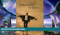 there is  Experiments in Ethics (Mary Flexner Lectures of Bryn Mawr College)
