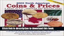 [Download] North American Coins   Prices: A Guide to U.S. Canadian and Mexican Coins Paperback Free