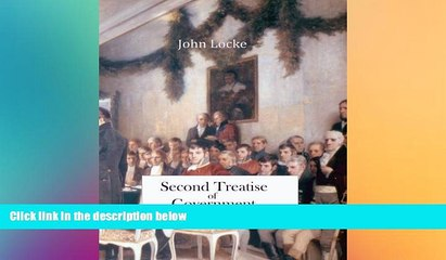 different   Second Treatise of Government