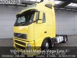 Volvo FH 440 Manual Mega Euro 3