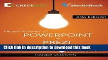 [Download] Presentaciones con PowerPoint y Prezi Paso a Paso (Spanish Edition) Paperback Collection