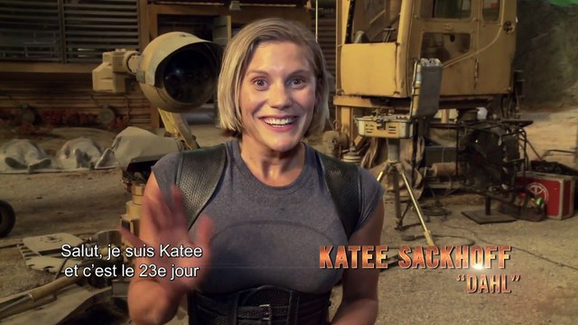 Riddick - Featurette Katee Sackhoff VOST