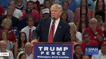 Secret Service Has Reportedly Spoken With Trump Campaign About 'Second Amendment People' Comment